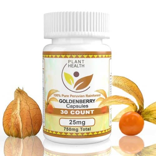 Goldenberry Capsules - Golden Berries - Cape Golden Berries
