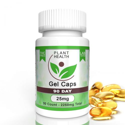 Plant-Health-2250mg-CBD-Gel-Caps-90-Count-25mg-CBD-Each-FRONT